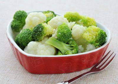 4,可以双花减肥菜吃海蜇皮凉拌减肥图片