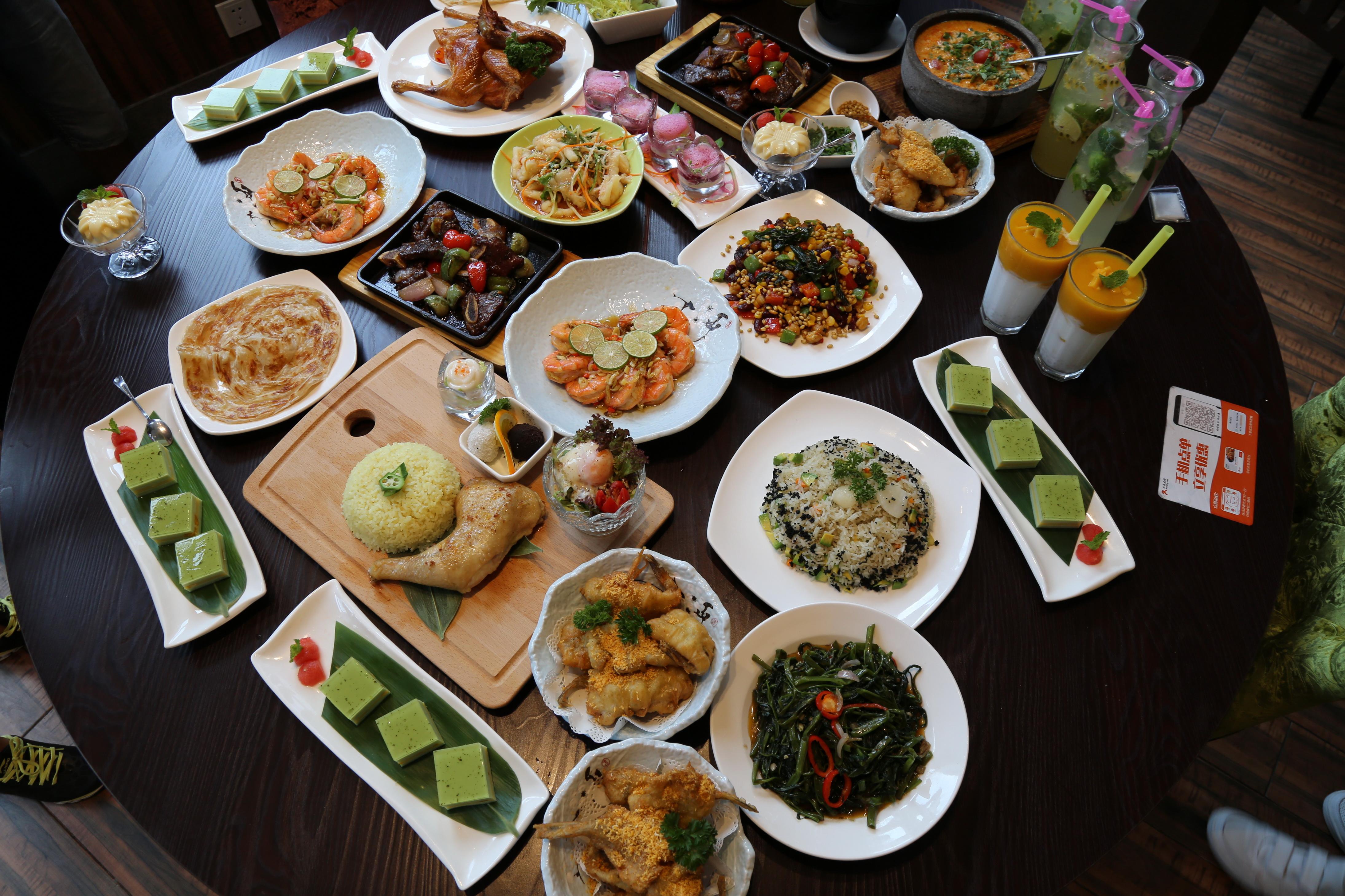 【喜欢】她很相聚吃湛江菜,却从不去新马泰小吃美食图片泰国图片