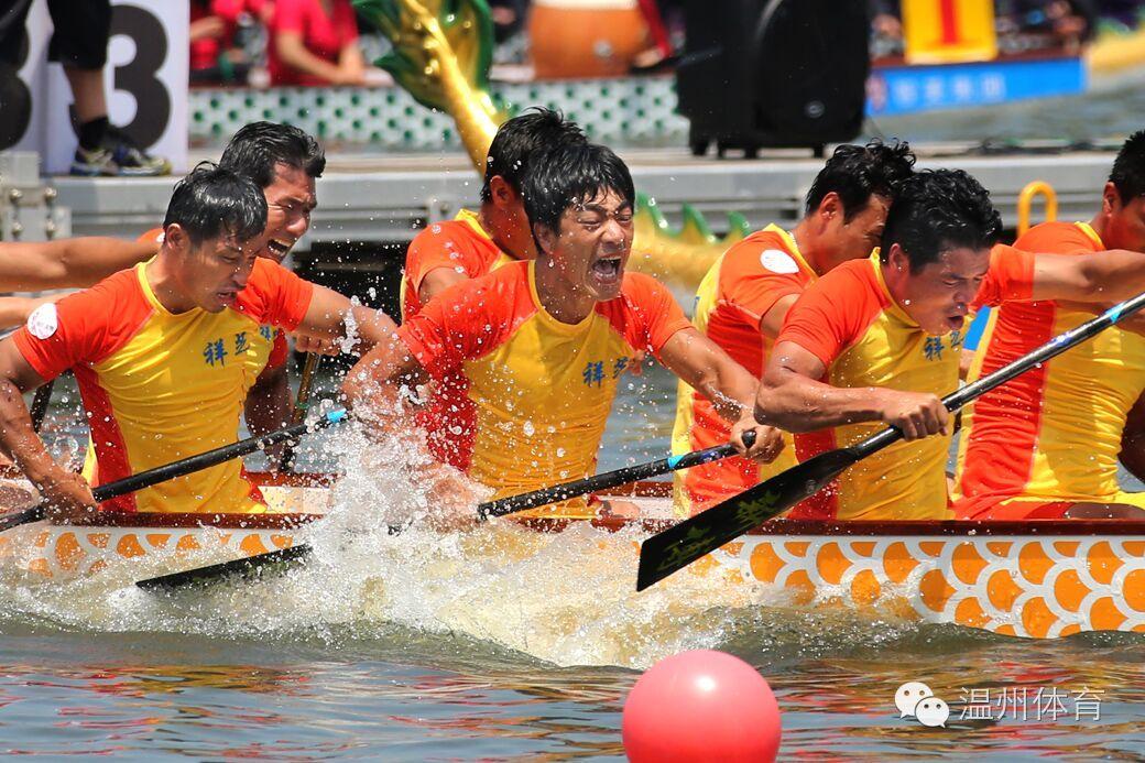 2016年温州市搜狐俱乐部锦标赛即将开桨-龙舟河源桂山游泳图片