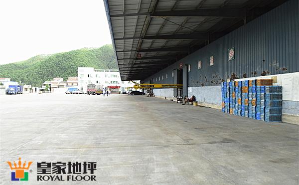工厂渗透硬化剂地坪效果图3