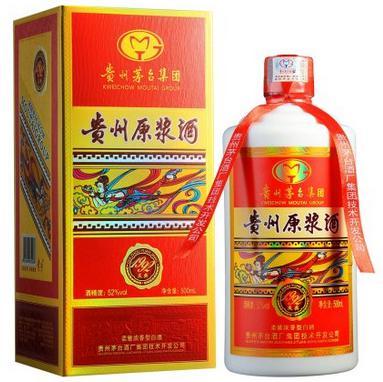 贵州茅台原浆酒多少钱一瓶 最新报价