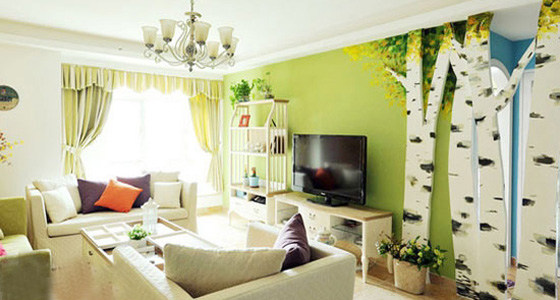 绵阳家装|哪些绿色植物不宜摆在家里|幻想家装饰
