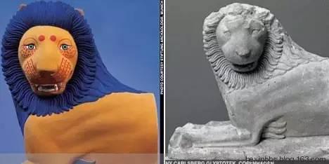 文艺复兴对古希腊雕塑的伪造