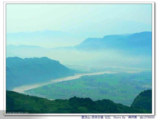 四川旅游攻略(3):西安:雅鱼,雅雨,雅女_休闲_南旅游雅安攻略图片