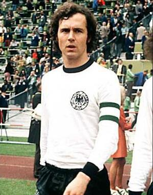 足球王国唯一的皇帝,弗朗茨 贝肯鲍尔
