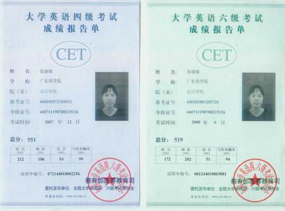 英语四六级是每个大学生在大学期间都得面临的考试,也是目前中国衡量图片