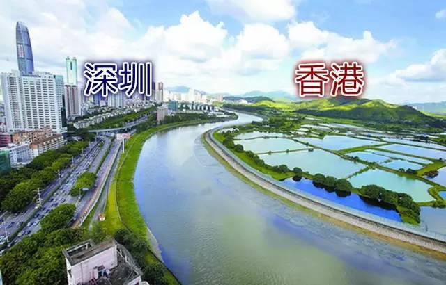 【罗湖掌生活】深圳离香港有多远?3分钟!
