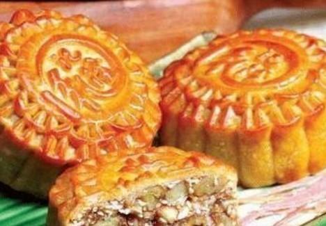中秋将至|送你8种月饼的做法图片