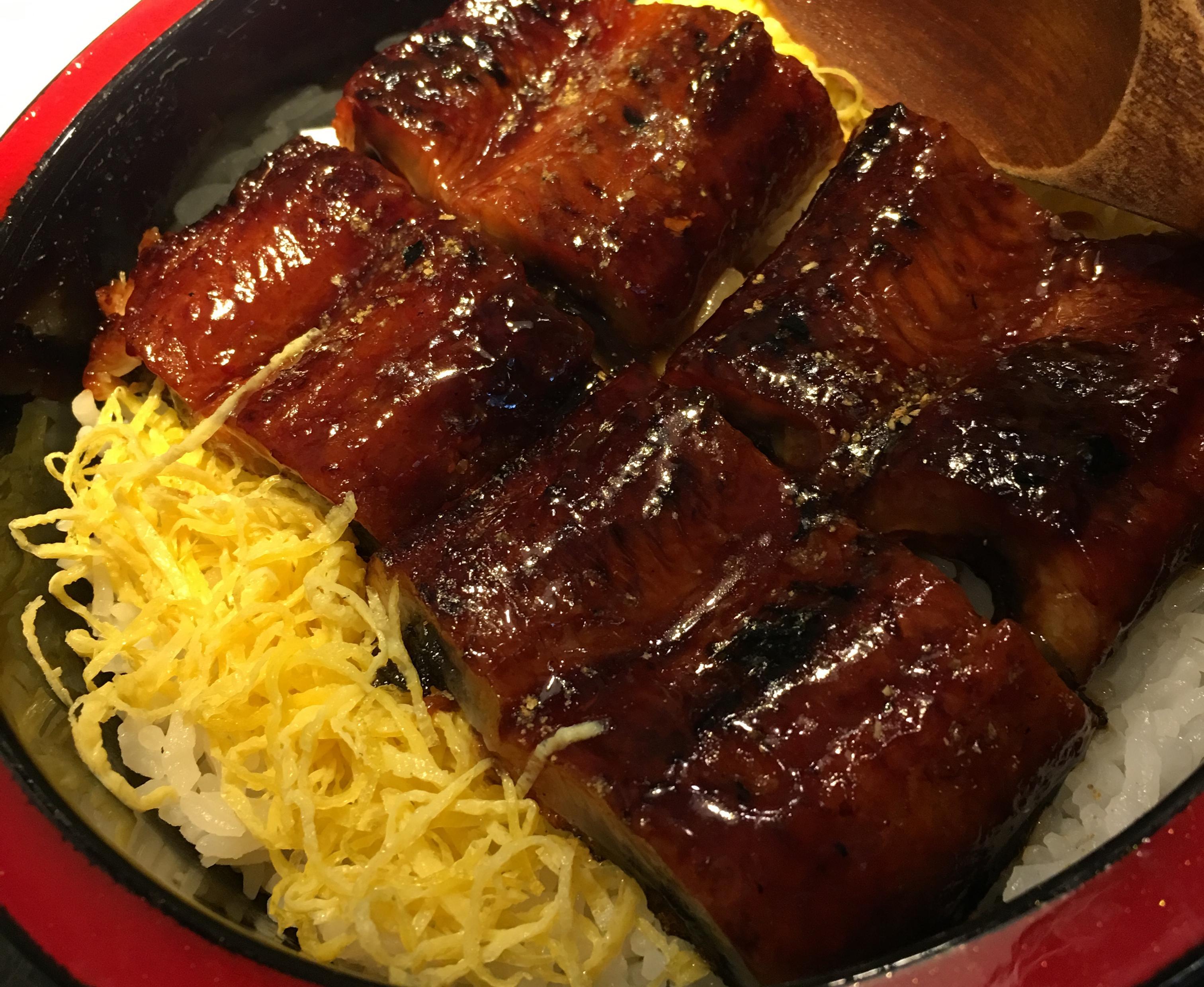 """时间中餐放个毒,那一口鲜嫩无比的""""鳗鱼饭""""!河南加加调味品图片"""