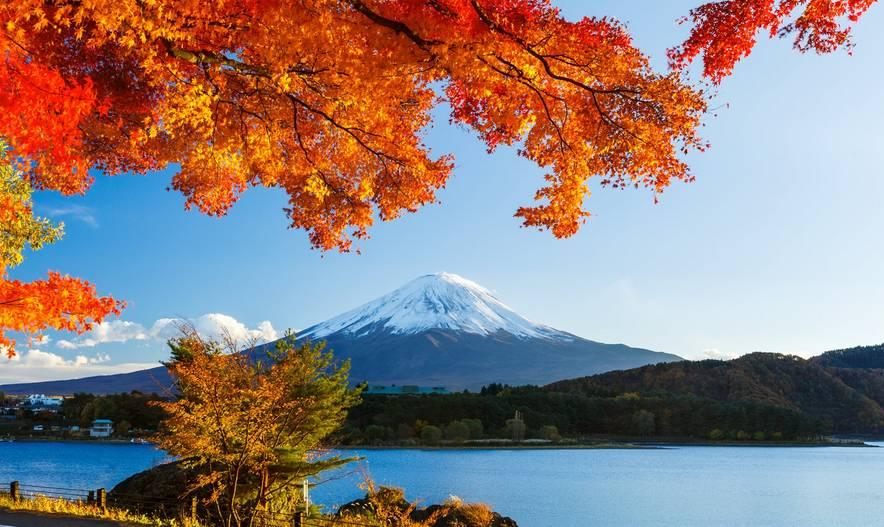 """秋季赏枫最强攻略,来一趟日本""""红叶狩""""之旅吧!图片"""