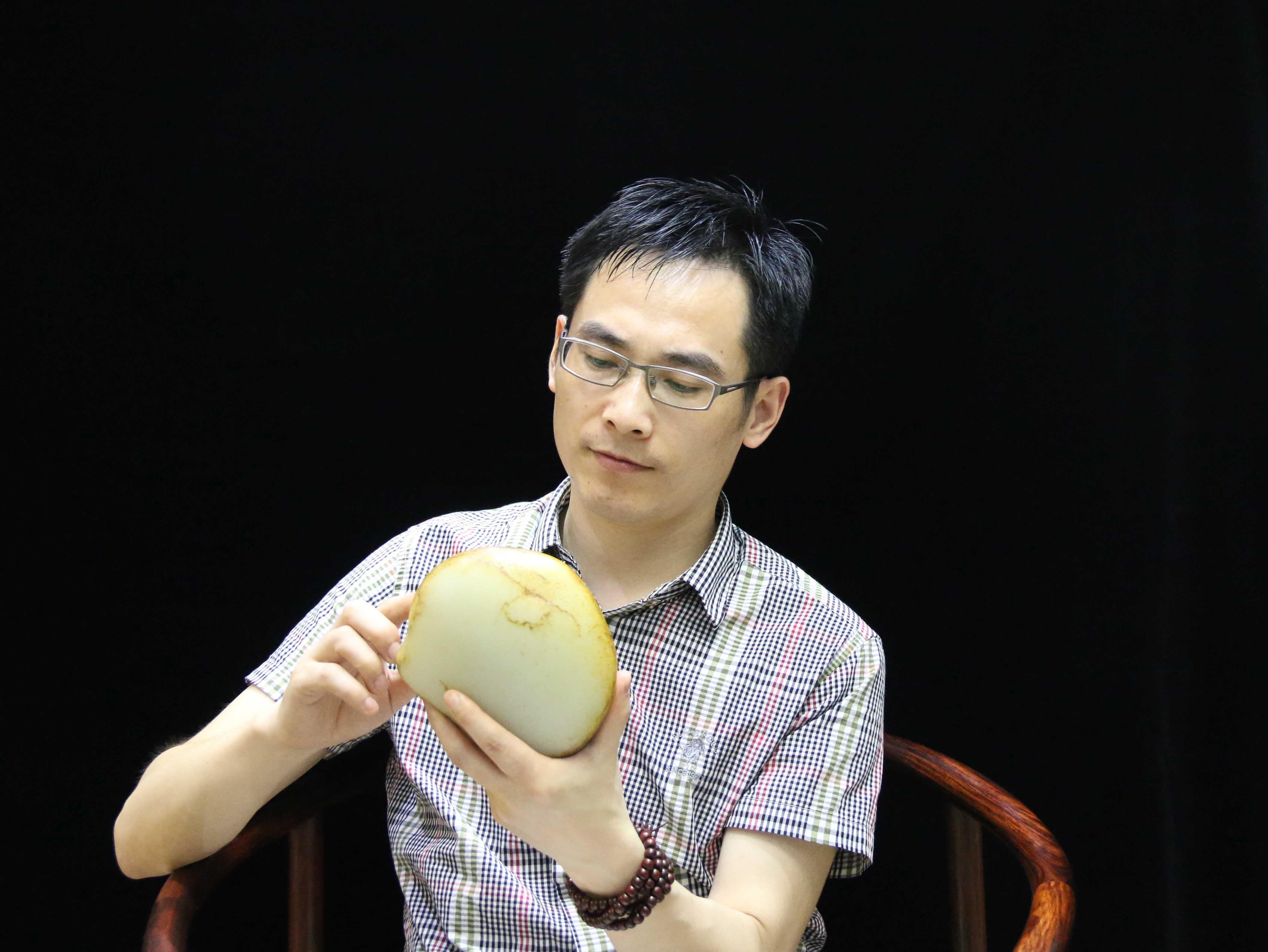 """以诚待玉""""中国玉石雕刻大师"""