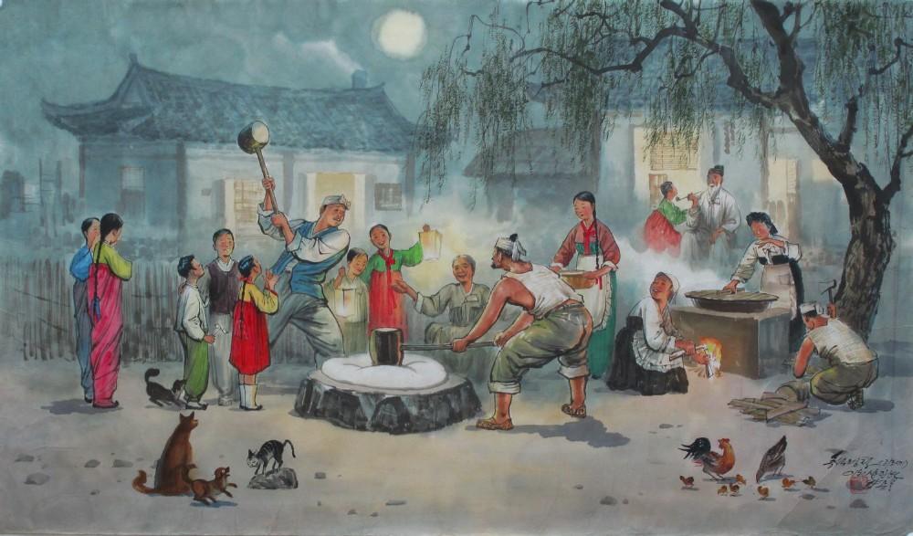 中秋节的由来与传说及习俗