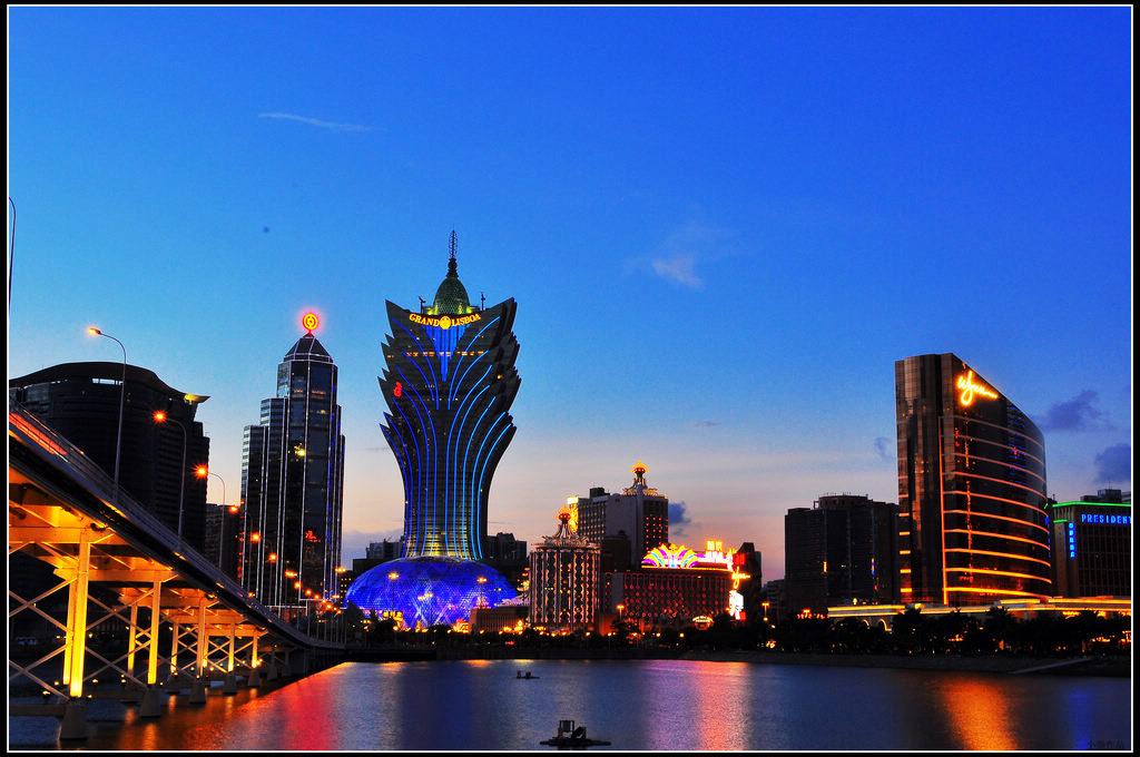 澳门总人口_我国最招人讨厌的城市,夜景非常美丽,还是我国最有钱的城市