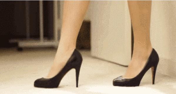 最细的腿_你们看这腿算最细的吗