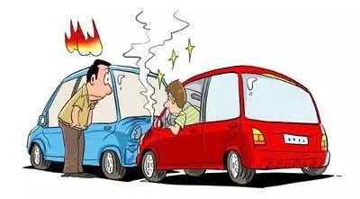小事故是私了还是报保险?看完你就知道怎么做了!
