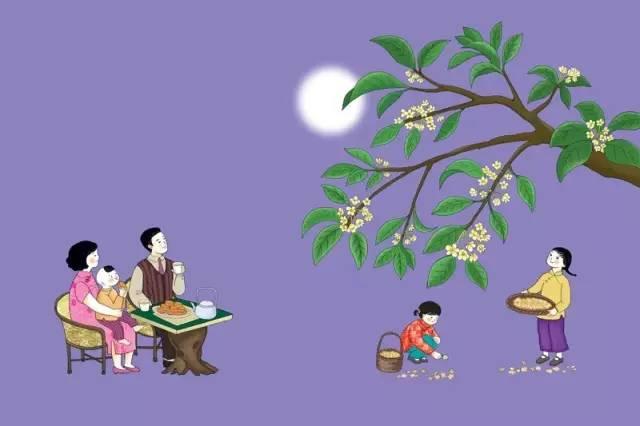 和孩子说说关于中秋节的故事