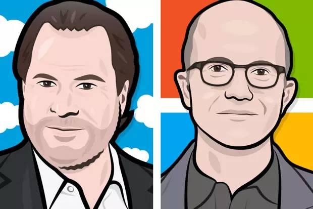 从Salesforce与甲骨文手中抢到惠普订单,微软CRM软件凭的是什么?