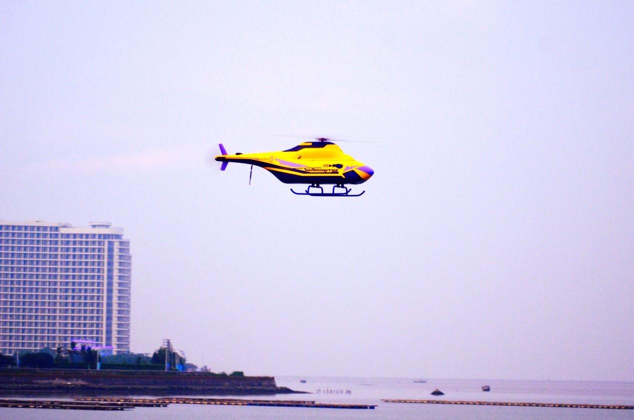 """紫燕:无人直升机将迎来""""黄金十年"""