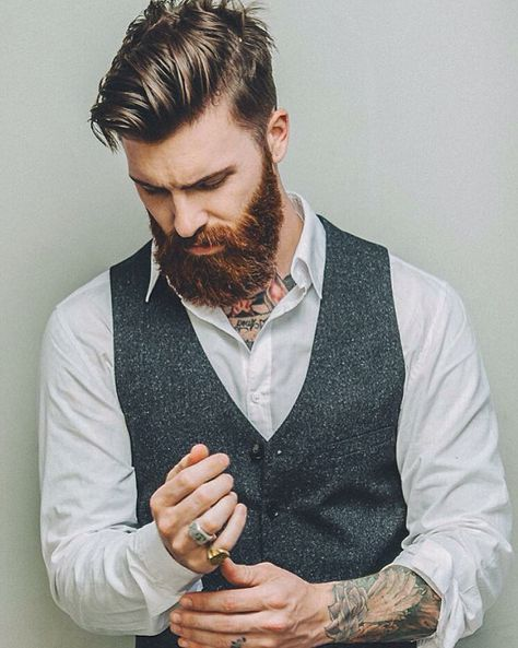 这些纹身,让你的西装更时髦