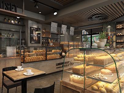 北欧时光面包甜品,秒杀眼球的法式烘焙店图片