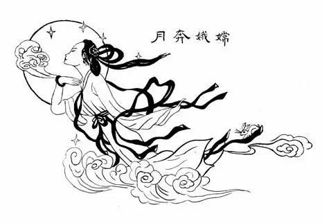 中秋节不能回家团圆的同学们化悲痛为学习动力吧