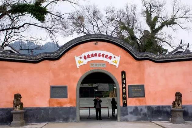 福建:长汀革命旧址