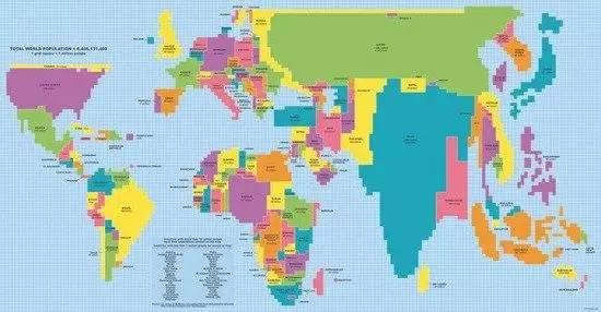 全球版 | 趣味地图集锦