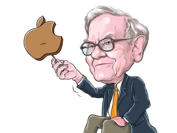 巴菲特赚翻苹果,世人不看好,我看好