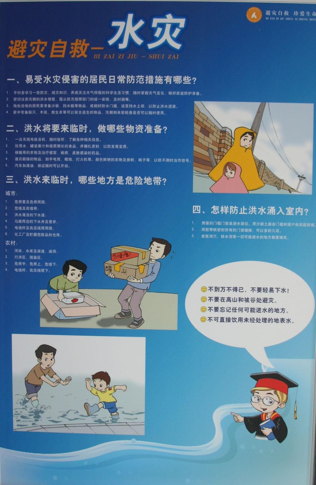 台风卡通图片