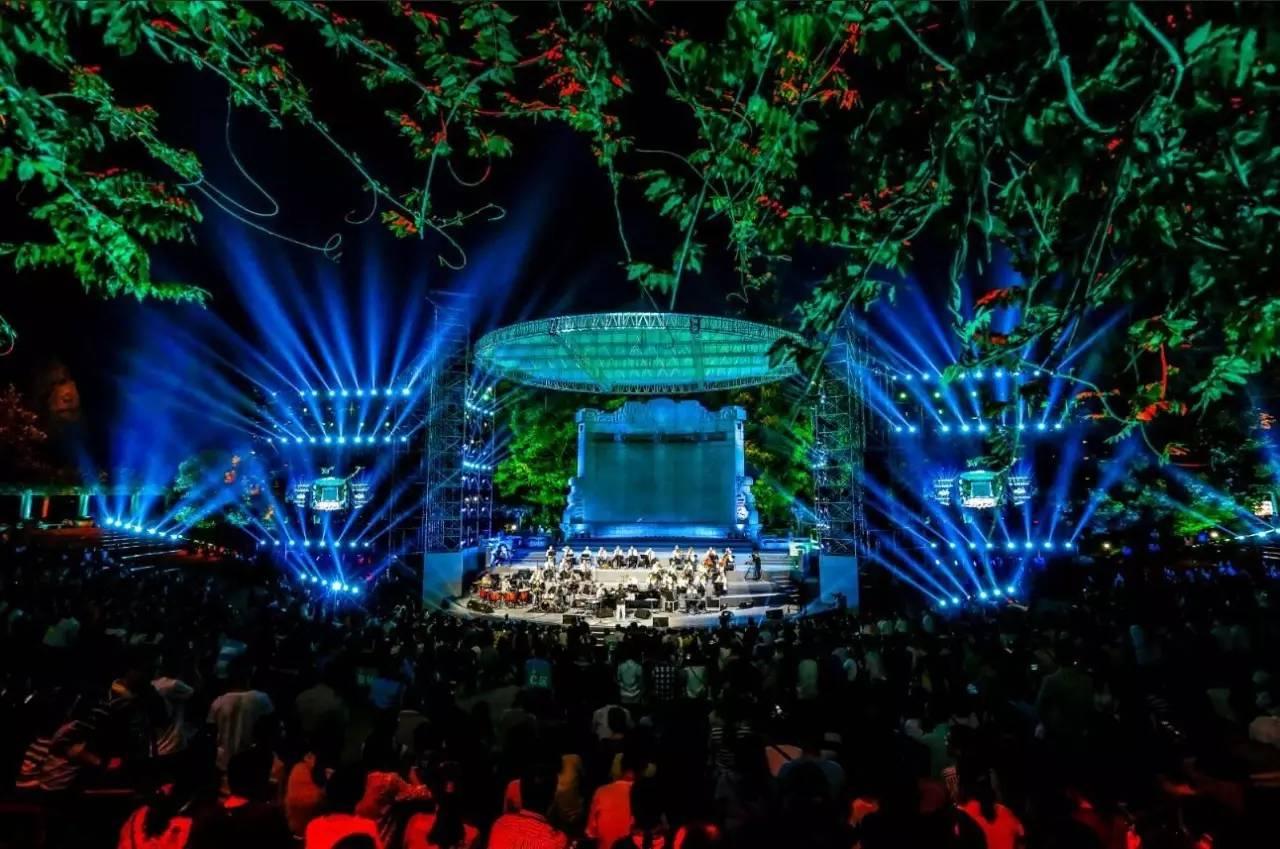 2016森林音乐会分享展示图片