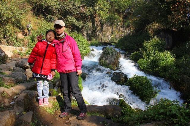 最美原始森林高黎贡山户外徒步穿越游记图片