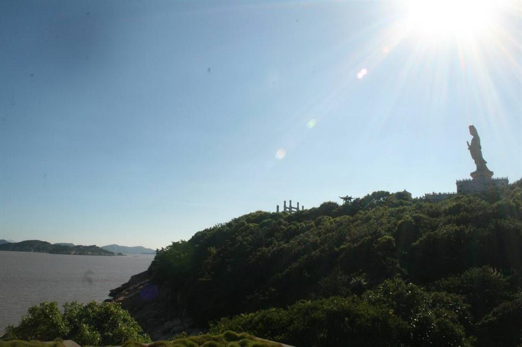芒果网带您去南海观音普陀山旅行