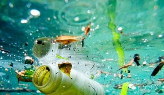 全世界每秒钟有超过200公斤塑料被倾倒入海洋