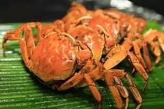 蟹哪儿不能吃的