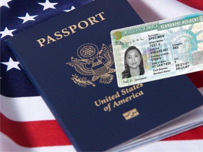 美国十次啦怎么看不了_美国移民绿卡和美国国籍的区别是什么
