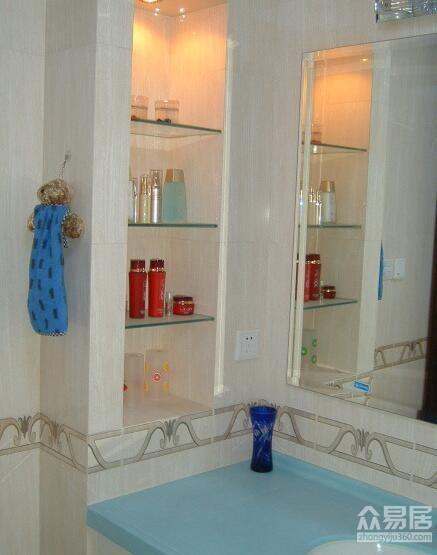 8款卫生间壁龛效果图欣赏