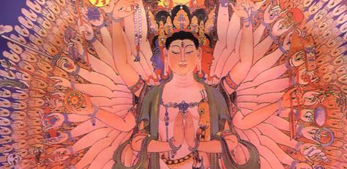 香与佛教---二十四观音香谱图解