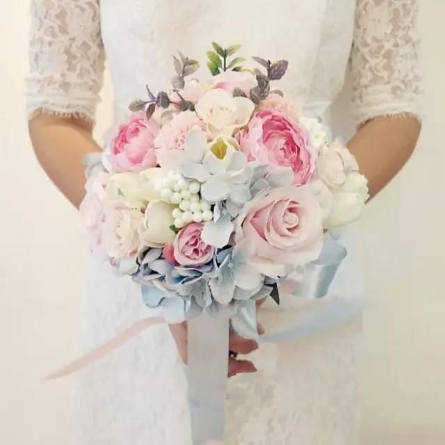 衡阳疯狂婚礼季 婚礼鲜花现场如何运用布置?图片