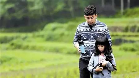 黄磊对女儿爱的教育,这才是一个家庭该有的样子