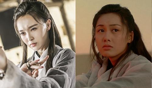 紫霞仙子:唐嫣vs朱茵