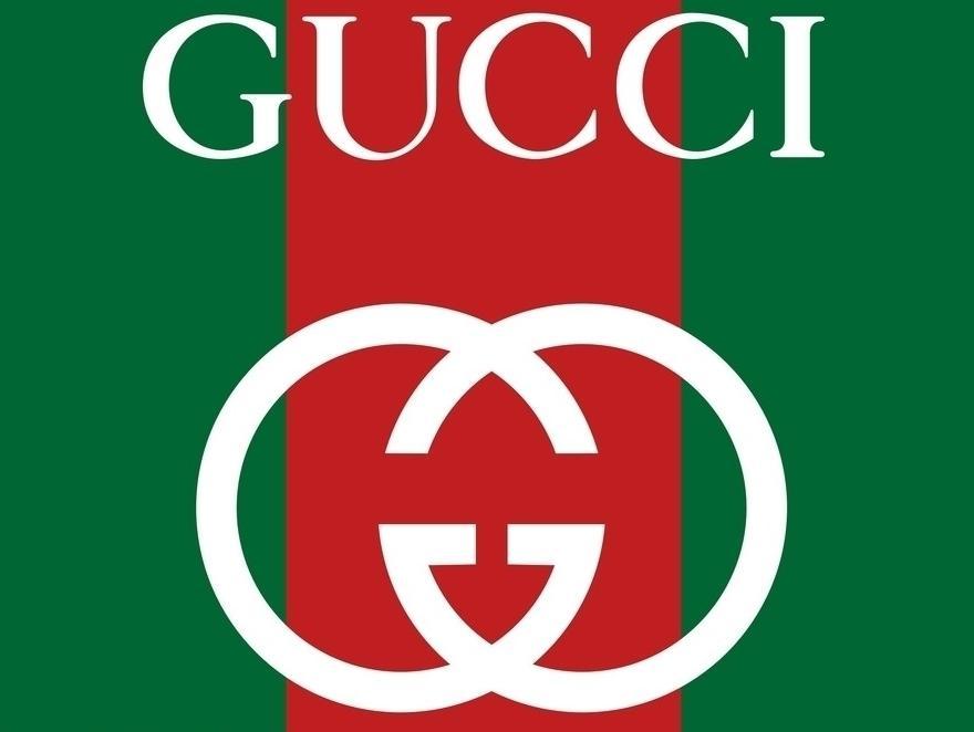 gucci标志-红绿搭配logo