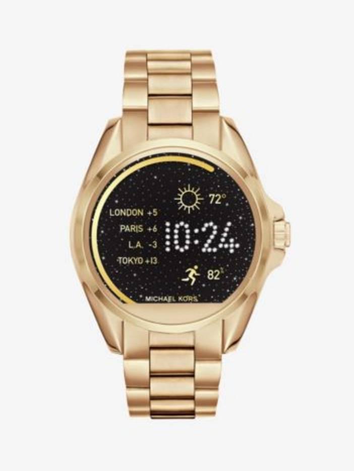 这一只最时尚的智能手表了