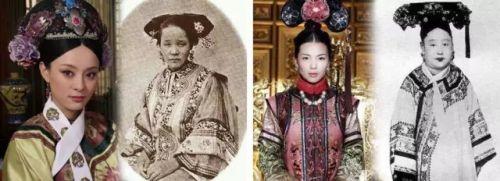 历史 正文  在《甄嬛传》,《还珠格格》中,清朝宫廷的妃子,格格无一不