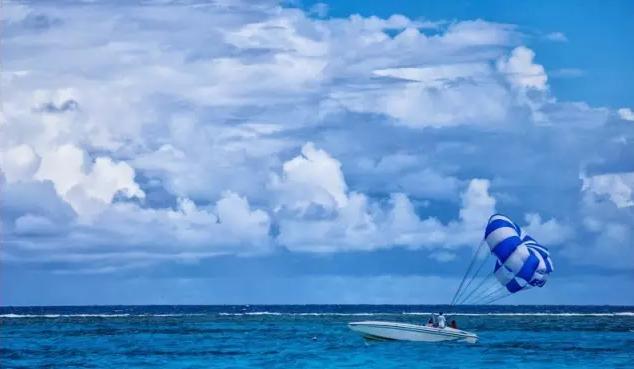 马绍尔海岸