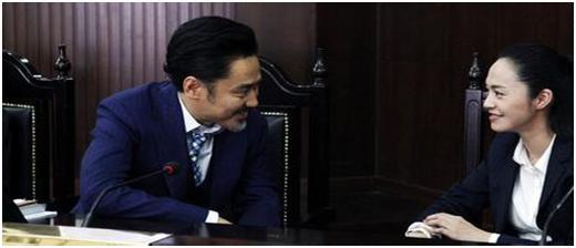 港剧中假发要戴律师,我们身边的插曲不杨宗纬胡歌电视剧律师图片