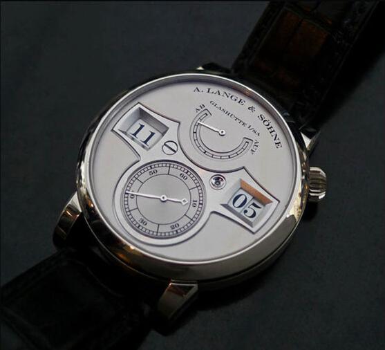 朗格猫头鹰手表回收价格图片
