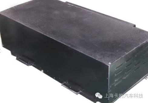碳纤维电池箱体与电动汽车轻量化