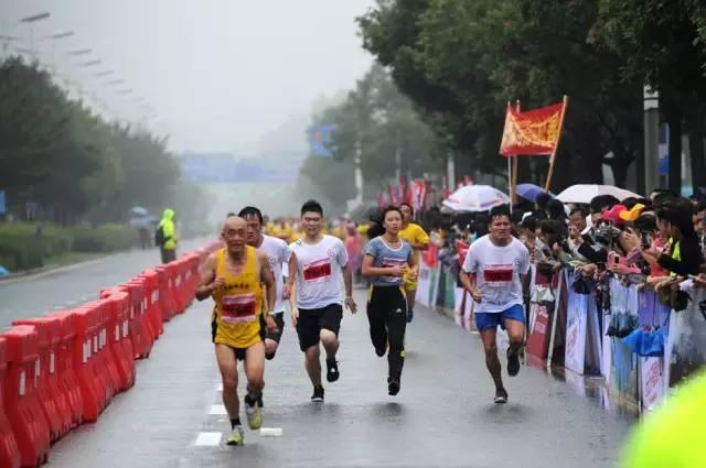 2018贵阳国际马拉松大赛