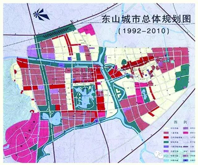 赞皇县城城北区规划图