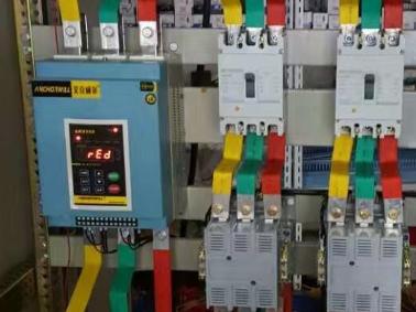 软动器生产厂家讲解软启动的电机接线方式